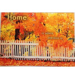 Portal Thanksgiving Card T4034 Lifelines - Home by Portal
