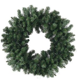 Darice Christmas Wreath 30 inch Colorado Pine Wreath MC-7907 Christmas Decor