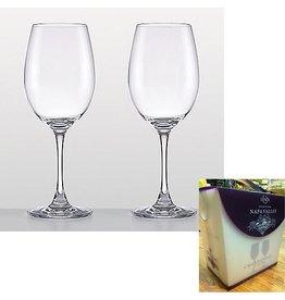 Lenox Wine Glasses 814798 Napa Valley Chardonnay Glasses Set of 2 | Lenox