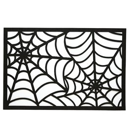 Harman Halloween Placemat Spider Web Felt Placemat 0865907