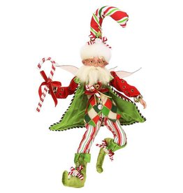 Mark Roberts Fairies 51-53190 Candy Cane Fairy Md 19.5 inch
