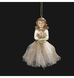 Kurt Adler Praying Angel Girl Christmas Ornament C7184-A Kurt Adler