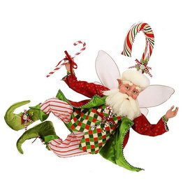 Mark Roberts Fairies 51-53410 Candy Cane Fairy XLg 36 inch