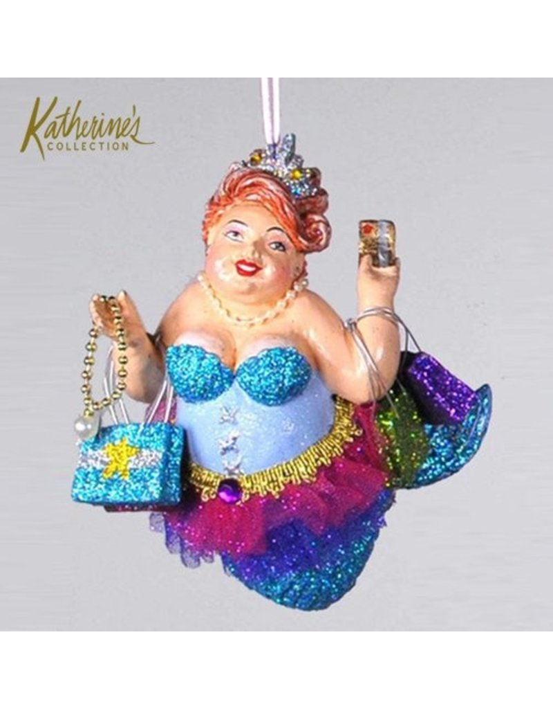 Kissing fish ornament - Katherine S Collection Kissing Fish Ornaments 28 29340 A Shopping Mermaid