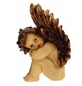 Mark Roberts Christmas Decorations Angelic Cherub Table Piece - B