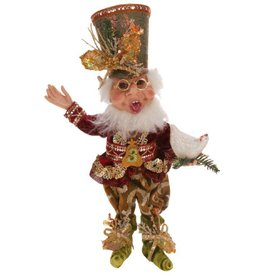 Mark Roberts Fairies Elves 51-27632 Three French Hens Elf Sm