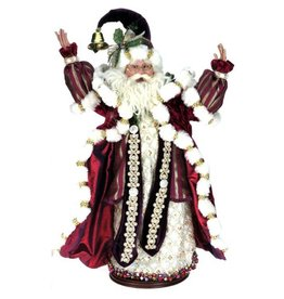 Mark Roberts Fairies Santas 51-42042 Passion for Jewel Santa 24 inch