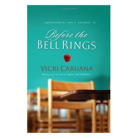 Gift Book Before The Bell Rings Inspirations to Start a Teachers Day