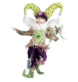 Mark Roberts Fairies 51-42446 Jolly Jester Fairy MD 15 inch
