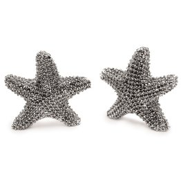 Mud Pie Starfish Salt and Pepper Set 10350 Mud PIe Gifts