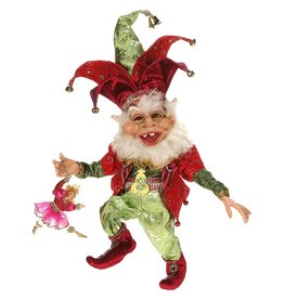 Mark Roberts Fairies Elves 51-41474 Nine Ladies Dancing Elf MD 16 inch