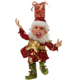 Mark Roberts Fairies Elves 51-27576 Gift Giving Elf Md