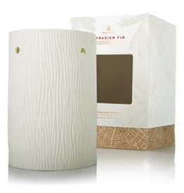 Thymes Frasier Fir Ceramic Wax Warmer Limited Edition