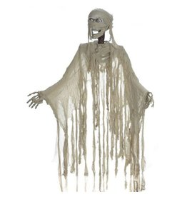 Mark Roberts Halloween Decorations Animated Hanging Skeleton 5 Foot