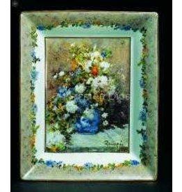 Artis Orbis Tray 126205 Flowers of Spring Renoir Artis Orbis