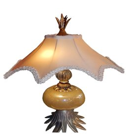 Luna Bella Designs Pliquis Table Lamp 20H Inches