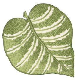 Caspari Gift Package Tags Florida Leaf Gift Tag Set of 2