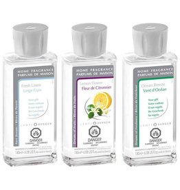 Lampe Berger Oil Liquid Fragrance 180ml Tri Pack 023936 Fresh Trio Pack II