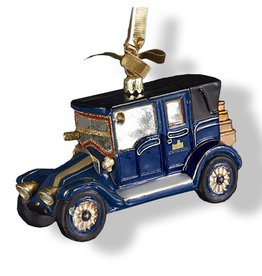 Kurt Adler Downton Abbey Glass Car Christmas Ornament DA4136 Kurt Adler