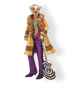 Alley Cats Margaret Le Van Alley Cats Figurines LV30-FE13 String - Male