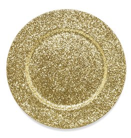 Harman Dazzle Charger Plate 13 Inch Gold 5639615 Harman
