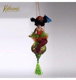 Katherine's Collection Oriental Mermaid Ornament | Tsu Shi Mi |