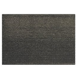 Harman Diamonds Hardboard Placemat Rectangle Black 08342107 Harman