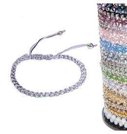 Jacqueline Kent Jewelry Sweet Petite Bracelet Purple JKB166PU Jacqueline Kent Jewelry