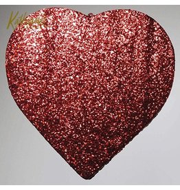 Katherine's Collection Valentines Decor Sparkle Display Heart Lg