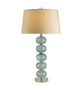 Currey and Company Lighting | Asturias 5 Orb Table Lamp 30H