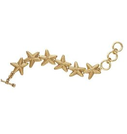 Alchemia Starfish Bracelet 8 inches