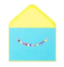 Papyrus Greetings Congratulations Card Congratulations Banner by Papyrus
