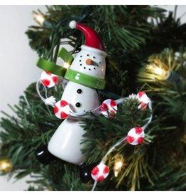 Department 56 Gumdrop Snowman Chaser Light