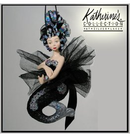 Katherine's Collection Christmas Ornaments 28-28621-A Fashionista Mermaid Ornament