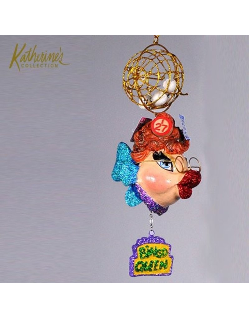 Kissing fish ornament - Katherine S Collection Kissing Fish Ornaments Bingo
