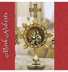 Mark Roberts Christmas Decorations Holy Family Nativity Votive Holder