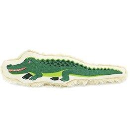 Harry Barker Canvas Dog Toy Gator 8.5 inch 04-1303-13