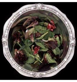 Arthur Court Designs Soho  Fleur De Lis Salad Bowl 102502