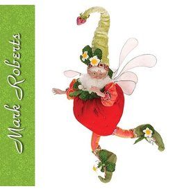 Mark Roberts Fairies Spring Strawberry Fairy LG 51-11938