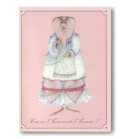 Patience Brewster Cards Valentine Card Valentine Queen