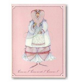 Patience Brewster Cards Valentine Card Valentine Queen