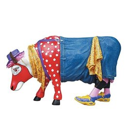 Cow Parade Cow Parade 9150 Bull Fightn Bossie Cow Figurine