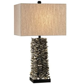 Currey and Company Villamare Table Lamp 6862 Lamps Lighting Currey Company