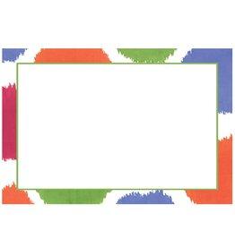 Caspari Place Cards Tent Style Bebelle 10pk 84907P