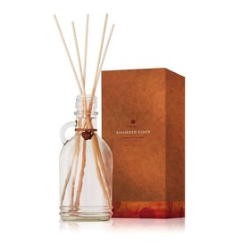 Thymes Simmered Cider Scented Reed Diffuser 7.75 oz | Thymes