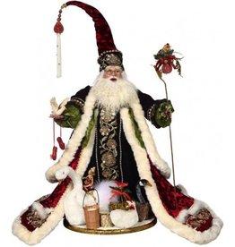 Mark Roberts Fairies Santas 51-68320 Twelve Days of Christmas Santa 26.5 in