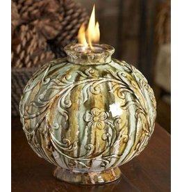 Napa Home and Garden Glazed Ceramic Firelite-Decorative Vase 1061-MX Napa Home and Garden
