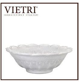Vietri Incanto Lace Large Bowl INC-1140