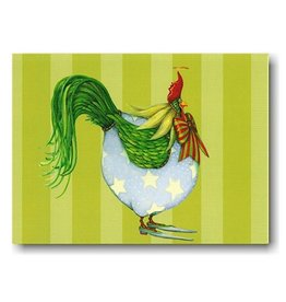 Patience Brewster Cards Patience Brewster Christmas Cards Boxed Set of 10 Donald Rooster
