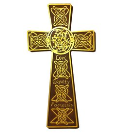 Milestones Cross The Celtic Knot Love Loyalty Friendship by Betty Singer